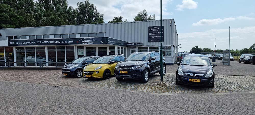 Autobedrijf Fijnaart