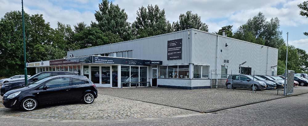 Autogarage in Fijnaart